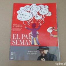 Coleccionismo de Periódico El País: EL PAIS SEMANAL N 2109. Lote 171816209