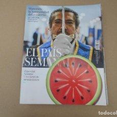 Coleccionismo de Periódico El País: EL PAIS SEMANAL N 2176. Lote 171816472