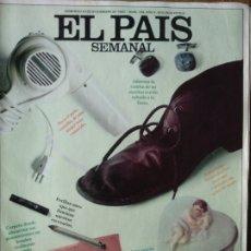 Coleccionismo de Periódico El País: EL PAIS SEMANAL Nº 189 DE 1980- ROCKERS- GNOMOS- JUAN BENET- ANA BELEN. PEDRO RUIZ- OSCAR LADOIRE.... Lote 173046555