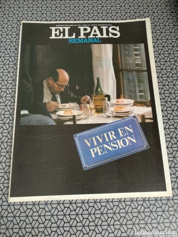 Coleccionismo de Periódico El País: Lote 19 revistas El País Semanal 1981 - Foto 4 - 174029685