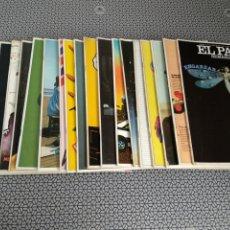 Coleccionismo de Periódico El País: LOTE 19 REVISTAS EL PAÍS SEMANAL 1981. Lote 174029685