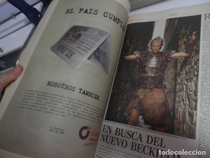 Coleccionismo de Periódico El País: PERIODICO EL PAIS Nº 10000 AÑO 2004 - Foto 4 - 175876738