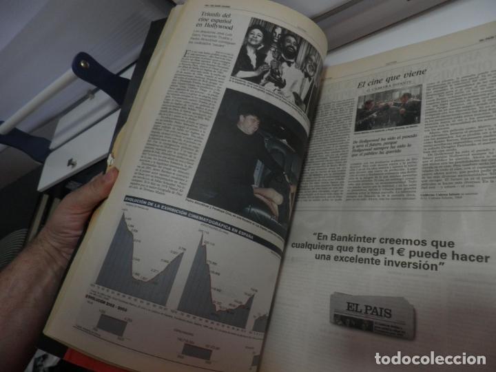 Coleccionismo de Periódico El País: PERIODICO EL PAIS Nº 10000 AÑO 2004 - Foto 5 - 175876738