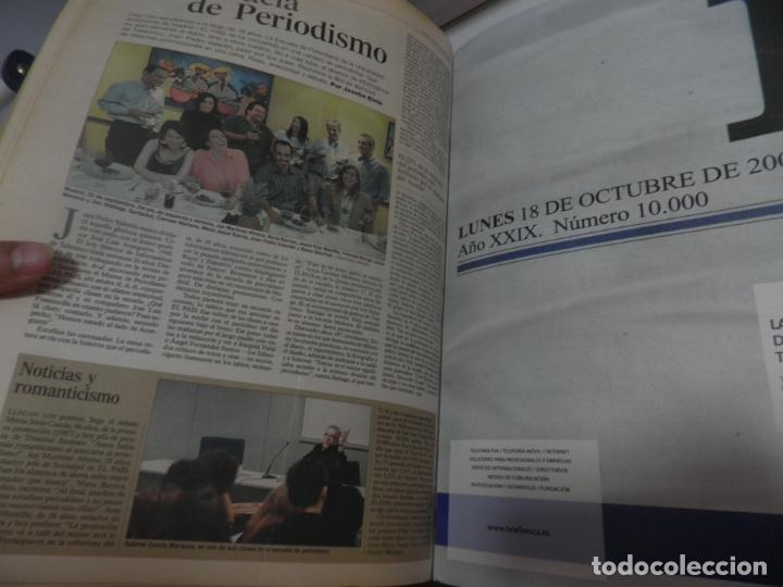 Coleccionismo de Periódico El País: PERIODICO EL PAIS Nº 10000 AÑO 2004 - Foto 9 - 175876738