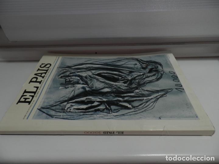 Coleccionismo de Periódico El País: PERIODICO EL PAIS Nº 10000 AÑO 2004 - Foto 10 - 175876738