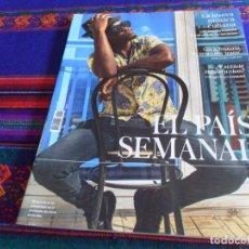 Coleccionismo de Periódico El País: EL PAÍS SEMANAL Nº 2235. 28-7-19. CIMAFUNK NUEVA MÚSICA CUBANA CORA NIÑA TRANS ELVIS PRESLEY UCRANIA. Lote 175921232