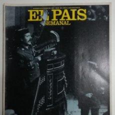 Coleccionismo de Periódico El País: EL PAÍS SEMANAL - NÚMERO 204 - 8 DE MARZO DE 1981 - LAS 18 HORAS. 23F. GOLPE DE ESTADO DE TEJERO. Lote 177809992