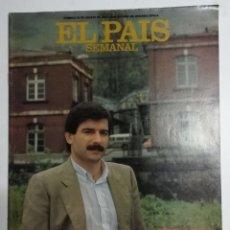 Collectionnisme de Journal El País: EL PAÍS SEMANAL - NÚMERO 333 - 28 DE AGOSTO DE 1983 - GERARDO IGLESIAS. Lote 177810337
