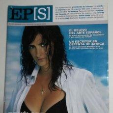Coleccionismo de Periódico El País: EL PAÍS SEMANAL - NÚMERO 1459 - 12 DE SEPTIEMBRE DE 2004 - PENÉLOPE CRUZ TOMA EL CONTROL. Lote 177811235