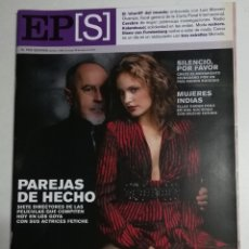 Coleccionismo de Periódico El País: EL PAÍS SEMANAL - NÚMERO 1583 - 28 DE ENERO DE 2007 - PAREJAS DE HECHO. SIETE DIRECTORES. Lote 177811305