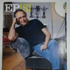Coleccionismo de Periódico El País: EL PAÍS SEMANAL - NÚMERO 1601 - 3 DE JUNIO DE 2007 - SERRAT... VIAJE POR LA MEJOR CANCIÓN. Lote 177811340