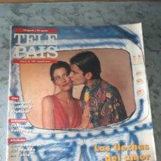 Coleccionismo de Periódico El País: TELE PAÍS, 18-24 AGOSTO 1991. NÚMERO 26. SEGUNDA ÉPOCA.. Lote 178684553