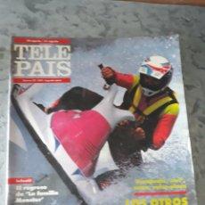 Coleccionismo de Periódico El País: TELE PAÍS, 25-31 AGOSTO 1991. NÚMERO 27. SEGUNDA ÉPOCA.. Lote 178684788