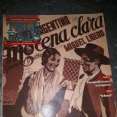 Coleccionismo de Periódico El País: TELE PAIS, 22/28 NOVIEMBRE 1991. NÚMERO 92. SEGUNDA ÉPOCA.. Lote 178685037