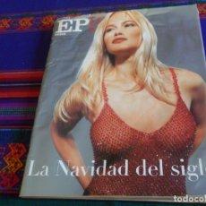 Coleccionismo de Periódico El País: EL PAÍS SEMANAL Nº 1211. 12-12-99. LA NAVIDAD DEL SIGLO. VALERIA MAZZA. . Lote 178687552