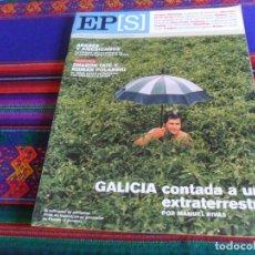 Coleccionismo de Periódico El País: EL PAÍS SEMANAL Nº 1307. 14-10-01. GALICIA SHARON TATE ROMAN POLANSKI HARRY POTTER PRIMERAS IMÁGENES. Lote 178745807