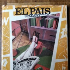Coleccionismo de Periódico El País: EL PAIS SEMANAL Nº 553 DE 1987- HISTORIA DE LOS COMICS- CASTILLA Y LEON- THE CURE- GERARD DEPARDIEU.. Lote 179161915
