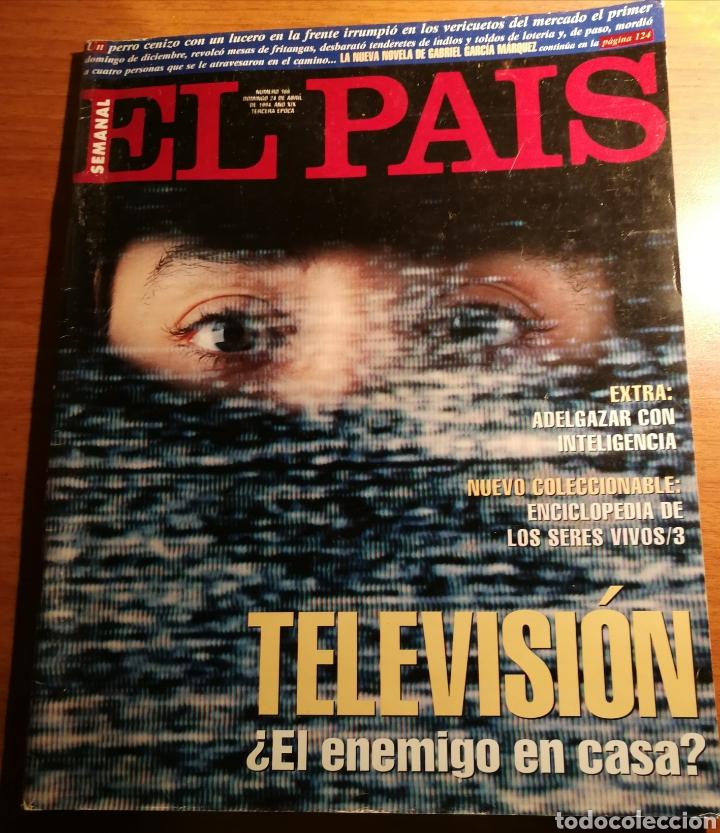 EL PAIS (Coleccionismo - Revistas y Periódicos Modernos (a partir de 1.940) - Periódico El Páis)