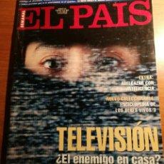 Coleccionismo de Periódico El País: EL PAIS. Lote 180163418
