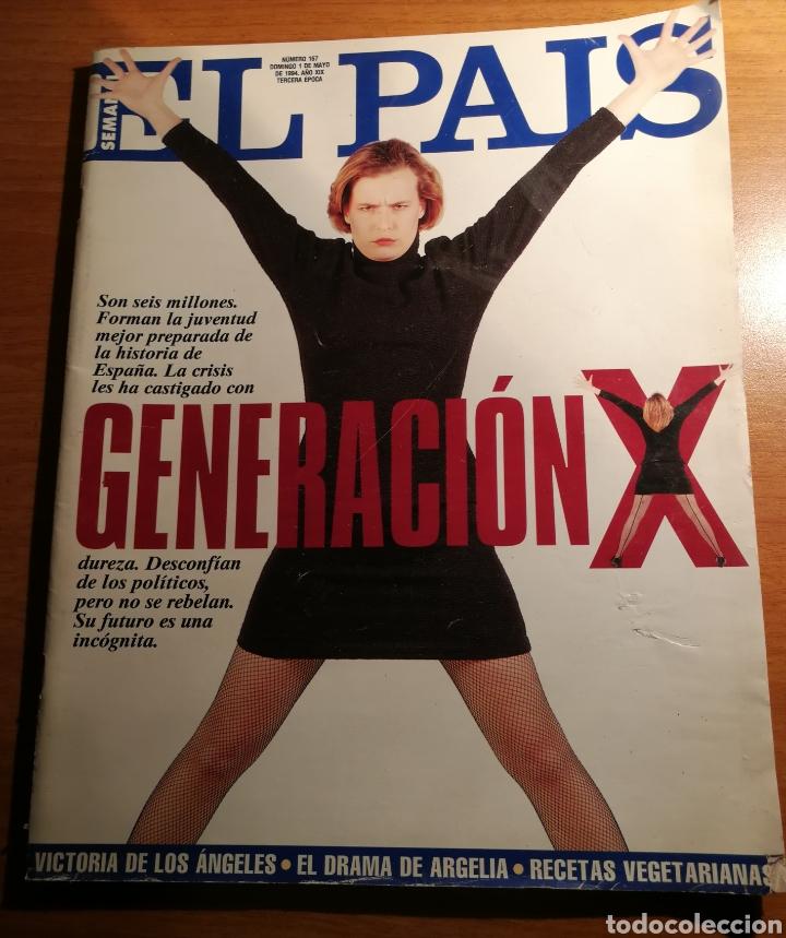 EL PAIS 167 (Coleccionismo - Revistas y Periódicos Modernos (a partir de 1.940) - Periódico El Páis)