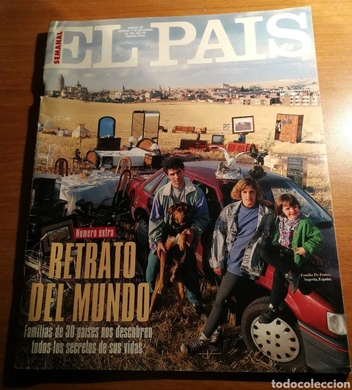 EL PAIS 186 (Coleccionismo - Revistas y Periódicos Modernos (a partir de 1.940) - Periódico El Páis)