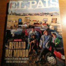 Coleccionismo de Periódico El País: EL PAIS 186. Lote 180163807