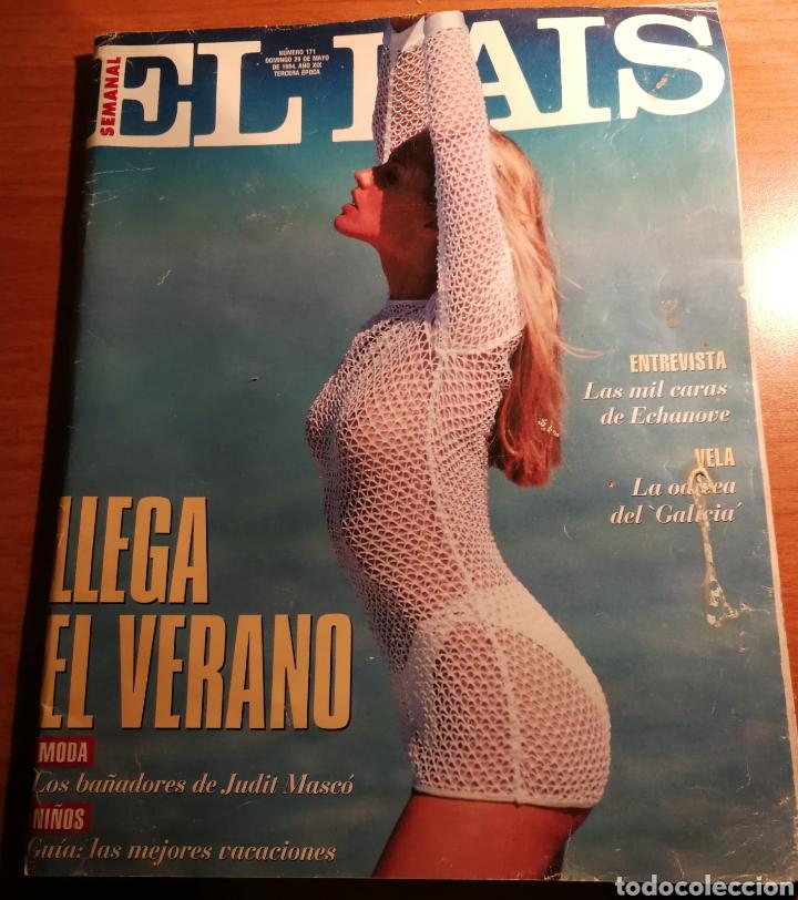 EL PAIS 171 (Coleccionismo - Revistas y Periódicos Modernos (a partir de 1.940) - Periódico El Páis)