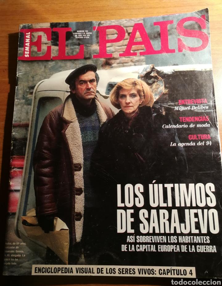 EL PAIS 150 (Coleccionismo - Revistas y Periódicos Modernos (a partir de 1.940) - Periódico El Páis)