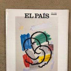 Coleccionismo de Periódico El País: EL PAIS (1976-2016) 40 ANIVERSARIO. 314 PÁGINAS.. Lote 181193290
