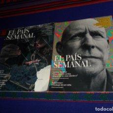 Coleccionismo de Periódico El País: EL PAÍS SEMANAL 2196. 28-10-19. MICHAEL POLLAN LEONOR WATLING. REGALO 2230 SELECCIÓN FEMENINA FÚTBOL. Lote 182859770