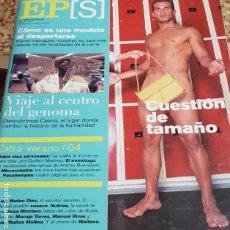 Coleccionismo de Periódico El País: EL PAÍS SEMANA 1247 - AÑO 2000 . Lote 184002606