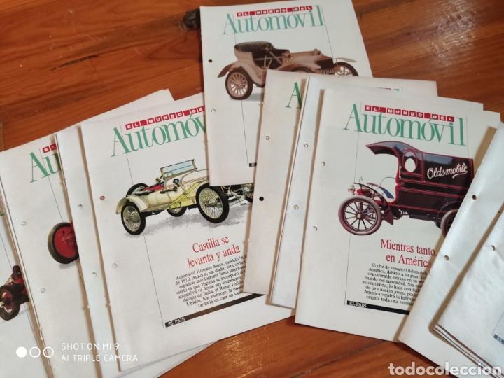 Coleccionismo de Periódico El País: El mundo del automóvil. El país - Foto 3 - 184186362