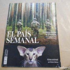 Coleccionismo de Periódico El País: EL PAIS SEMANAL N 2062-- 3 ABRIL 2016 . Lote 185738081