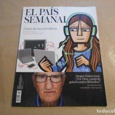 Coleccionismo de Periódico El País: EL PAIS SEMANAL N 2171--6 DE MAYO 2018. Lote 185739176