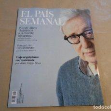 Coleccionismo de Periódico El País: EL PAIS SEMANAL- N 2244-- 29 SEPTIEMBRE 2019. Lote 186013208