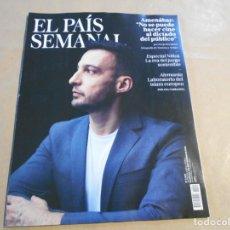 Coleccionismo de Periódico El País: EL PAIS SEMANAL- N 2240-- 1 SEPTIEMBRE 2019. Lote 186014037