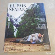 Coleccionismo de Periódico El País: EL PAIS SEMANAL- N 2236-- 4 AGOSTO 2019. Lote 186014392