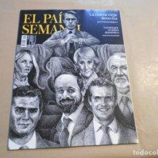 Coleccionismo de Periódico El País: EL PAIS SEMANAL- N 2220-- 14 ABRIL 2019. Lote 186061527