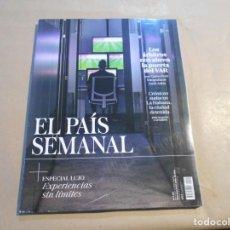 Coleccionismo de Periódico El País: EL PAIS SEMANAL- N 2222--28 ABRIL 2019. Lote 186066470
