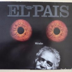 Collectionnisme de Journal El País: RECORTE EL PAIS SEMANAL 3ª ÉPOCA 246 (05-11-1995): PORTADA GABRIEL GARCÍA MARQUEZ -CLIPPING. Lote 191431718
