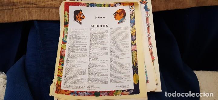 LOTE 15 RECORTES ABC SEMANAL 1989 DIÁLOCOS TIP Y COLL (Coleccionismo - Revistas y Periódicos Modernos (a partir de 1.940) - Periódico El Páis)