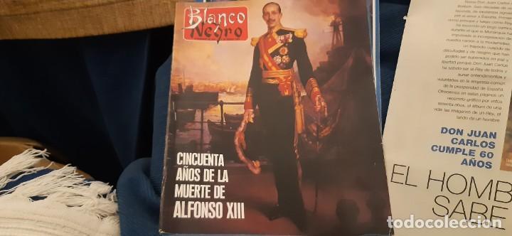 Coleccionismo de Periódico El País: LOTE SUPLEMENTOS ABC BLANCO Y NEGRO 1990 1991 50 AÑOS MUERTE ALFONSO XIII JUAN CARLOS REY - Foto 2 - 191993678