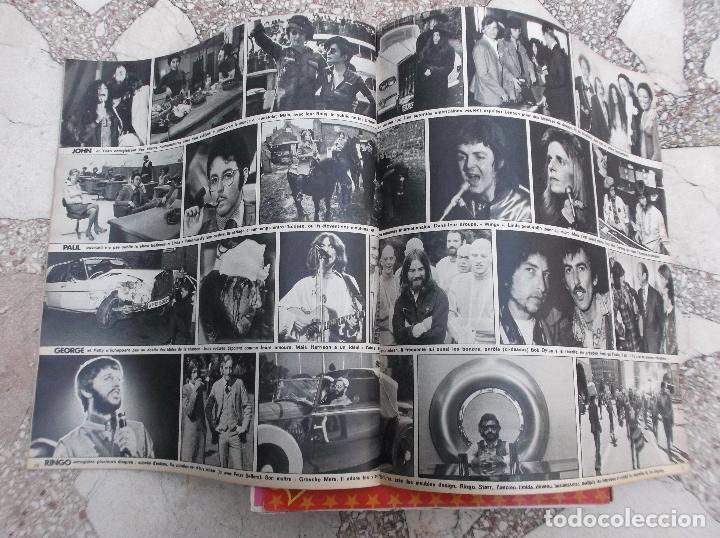 Coleccionismo de Periódico El País: paris match nº 1361,juin 1975,les the beatles quinze ans apres,,7 paginas 46 fotos ,revista entera - Foto 2 - 193051075