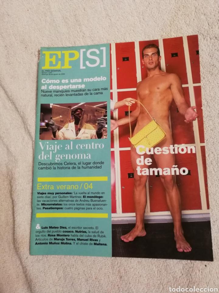 EL PAIS SEMANAL 1247 AGOSTO DEL 2000 (Coleccionismo - Revistas y Periódicos Modernos (a partir de 1.940) - Periódico El Páis)