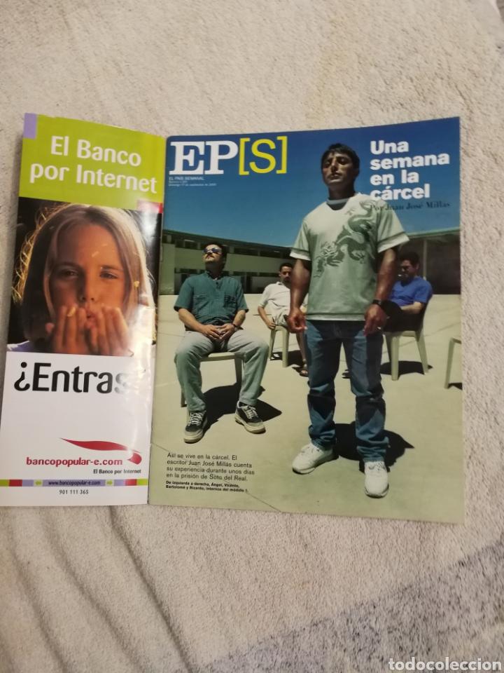 EL PAIS SEMANAL 1251 SETIEMBRE DEL 2000 (Coleccionismo - Revistas y Periódicos Modernos (a partir de 1.940) - Periódico El Páis)