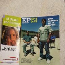 Coleccionismo de Periódico El País: EL PAIS SEMANAL 1251 SETIEMBRE DEL 2000. Lote 193215458