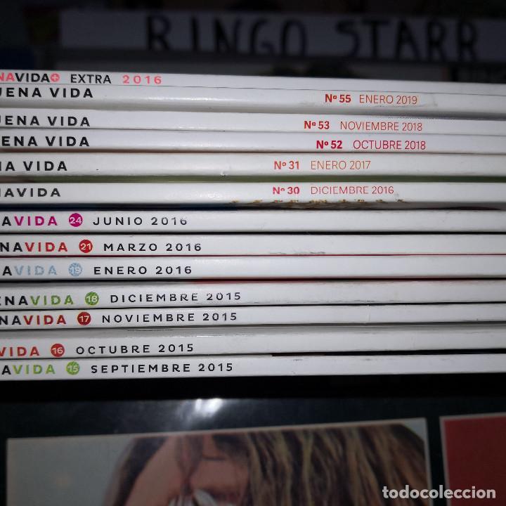 Coleccionismo de Periódico El País: lote de 13 REVISTAs, BUENA VIDA - EL PAÍS. - Foto 2 - 194068498