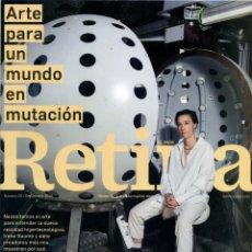 Coleccionismo de Periódico El País: RETINA. EL PAÍS. Nº 20/SEPTIEMBRE DE 2019. PP. 74. Lote 194319966