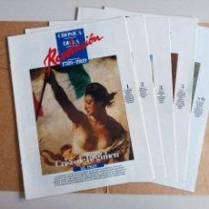 Coleccionismo de Periódico El País: LA REVOLUCIÓN FRANCESA. Lote 194860068