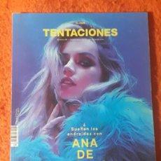 Collectionnisme de Journal El País: REVISTA EL PAIS TENTACIONES Nº 28 ANA DE ARMAS?*. Lote 201846581